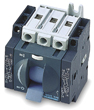 SIRCO M 3-pole load break switches - toggle operation