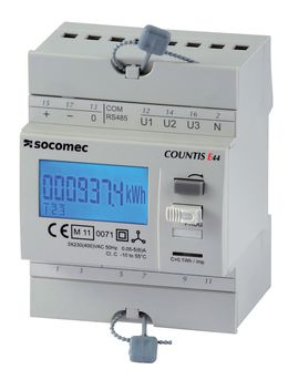ee42261c235e61 COUNTIS E4x - Active and reactive energy meters: the SOCOMEC product ...