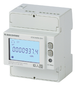 Active-energy meters three-phase COUNTIS E4x